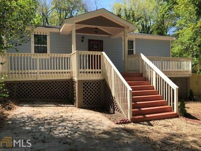 Fulton County Single Family Home For Sale: 16 NW Wadley