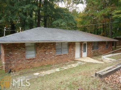 Fulton County Multi Family Home For Sale: 6340 Raymond