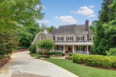 Roswell Single Family Home For Sale: 325 Inman Pl