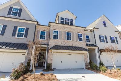 Cobb County Condo/Townhouse New: 3261 Artessa Ln
