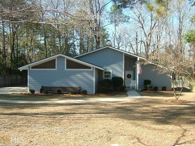 Statesboro Single Family Home For Sale: 603 Zetterower Rd
