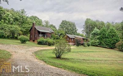 Union County Single Family Home For Sale: 55 Restoration