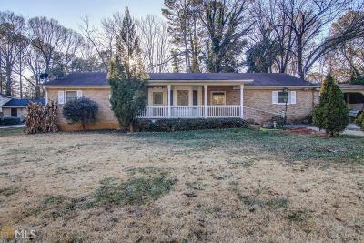 Tucker Single Family Home For Sale: 1742 Inas Way