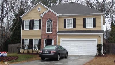 Roswell Single Family Home New: 195 Foe Creek Ct