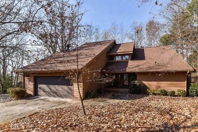 Alpharetta Single Family Home New: 335 Mount Mitchell Way
