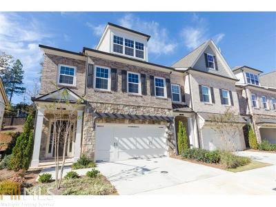 Roswell Condo/Townhouse For Sale: 3283 Artessa Ln