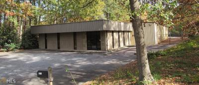 Atlanta Commercial For Sale: 3555 Old Fairburn Rd