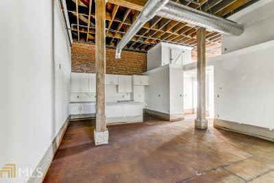 Atlanta Condo/Townhouse New: 510 Whitehall St #105