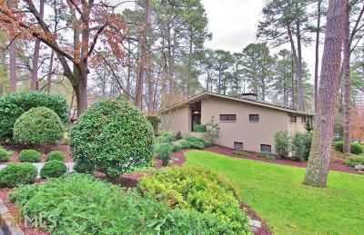 Brookhaven Single Family Home For Sale: 1316 Victor Rd
