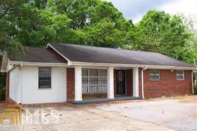 Decatur Commercial Lease For Lease: 2403 Candler Rd