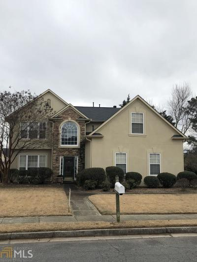 Marietta Single Family Home New: 1485 Chamirey Dr