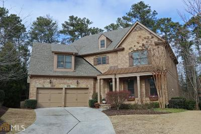Sandy Springs Single Family Home New: 820 Stratford Ct