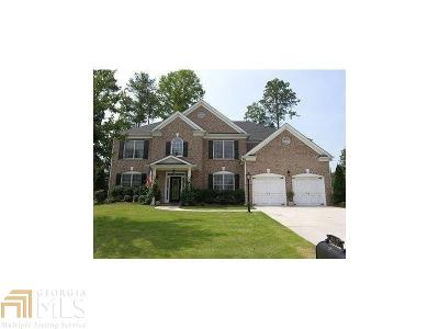 Johns Creek Single Family Home New: 360 Wentworth Trl