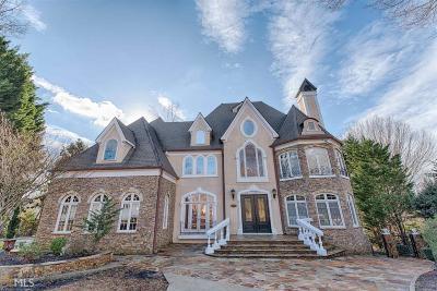 Johns Creek Single Family Home New