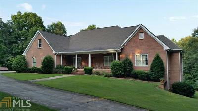 Ball Ground Single Family Home For Sale: 380 Roy Haynes Dr