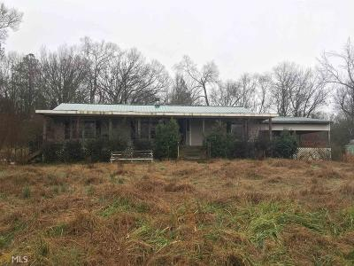 Buckhead, Eatonton, Milledgeville Single Family Home For Sale: 1124 Oconee Springs