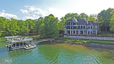 Hiawassee Single Family Home For Sale: 2376 Ridgeway Dr