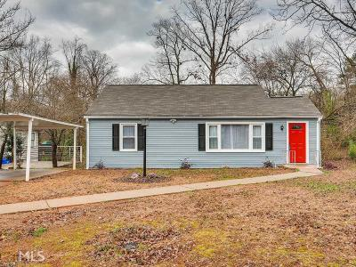 Decatur Single Family Home New: 2104 Barberrie Ln