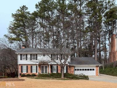Brookhaven Single Family Home New: 1774 W Nancy Creek Dr