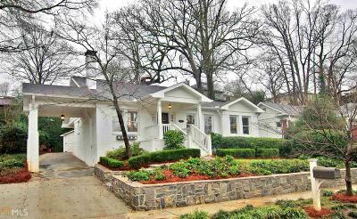 Morningside Single Family Home Under Contract: 1073 Reeder Cir
