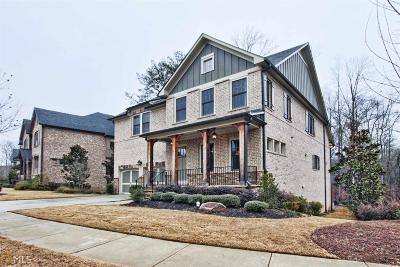 Alpharetta Single Family Home New: 3504 Strath Dr