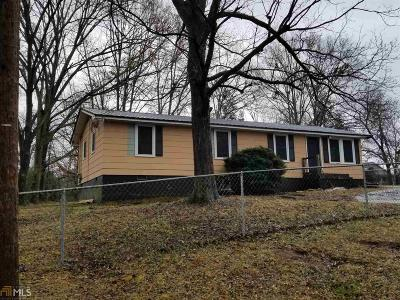 Butts County Single Family Home New: 436 N Oak St