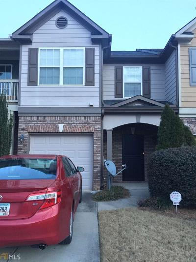 Clayton County Condo/Townhouse Under Contract: 1832 Broad River