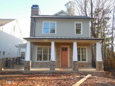 Norcross Single Family Home New: 5640 Vineyard Park Trl #30