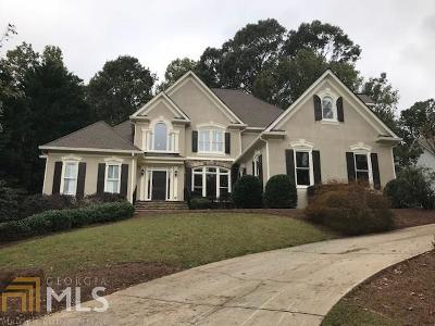 Suwanee Single Family Home For Sale: 5565 Stoneleigh Dr