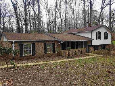 Fulton County Single Family Home New: 5710 Vandiver Rd