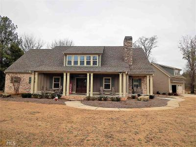Williamson Single Family Home For Sale: 650 Rockbridge Farm Rd