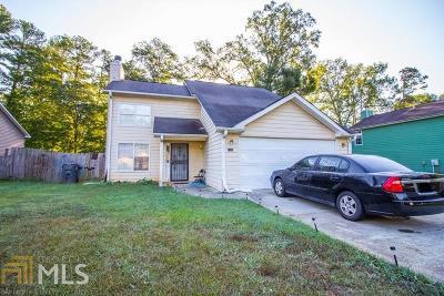 Jonesboro Single Family Home New: 7053 Sir Galahad