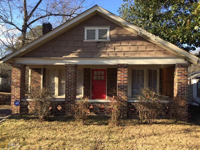 Fulton County Single Family Home For Sale: 2086 Bolton Rd