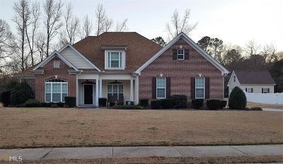Fayetteville Single Family Home New: 115 Keaton Dr