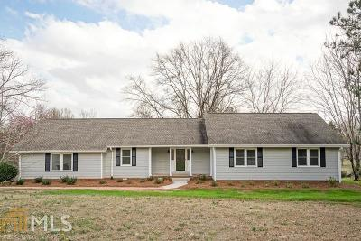 Greene County, Morgan County, Putnam County Single Family Home For Sale: 1255 Four Lakes Dr