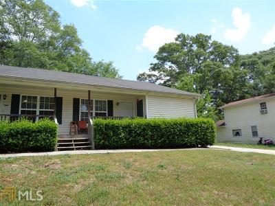 Douglasville Rental For Rent: 8498 Dawn Ave #B