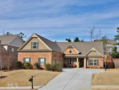 Buford Single Family Home New: 5385 Timber Wild Ln