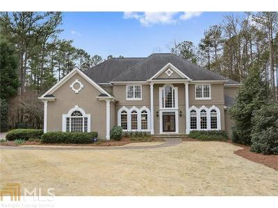 Johns Creek Single Family Home For Sale: 1008 Featherstone Rd