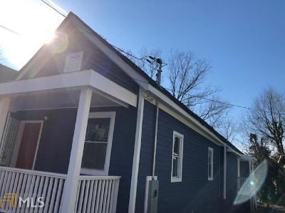 Atlanta Single Family Home Back On Market: 905 Smith