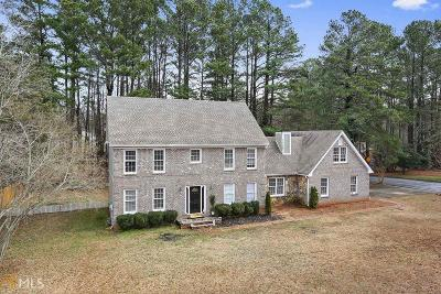 Alpharetta Single Family Home New: 12765 Bethany Rd