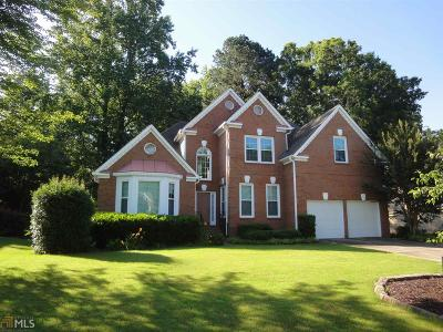 Alpharetta Single Family Home New: 540 Fawn Run