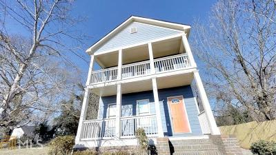 Fulton County Single Family Home New: 1539 Beecher St