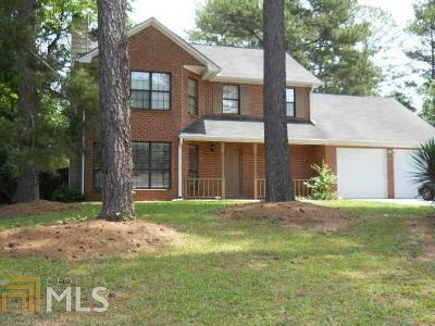 Clayton County Single Family Home Under Contract: 8914 Gardener Dr