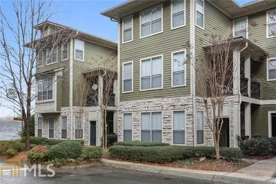 Kennesaw GA Condo/Townhouse New: $150,000