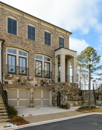Cobb County Condo/Townhouse New: 5082 Merton Ln