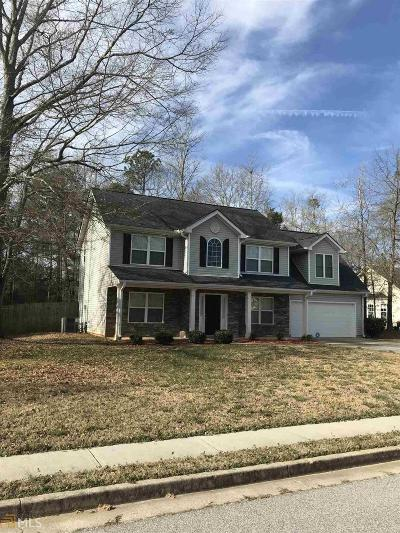 Social Circle Single Family Home Under Contract: 433 Windsong Ln