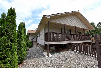 Blairsville Single Family Home For Sale: 60 Fall Ln