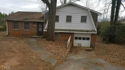 Clayton County Single Family Home New: 1197 Shoreham Dr