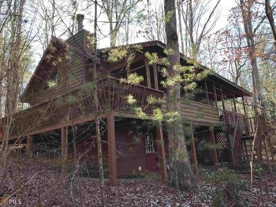 Blairsville Single Family Home For Sale: 158 Back Log #19