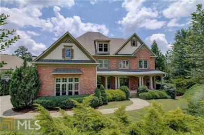 Suwanee Single Family Home For Sale: 5030 Grimsby Cv
